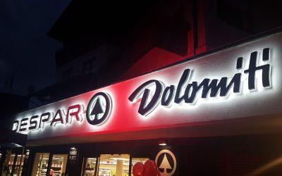 Despar Dolomiti – Etichette elettroniche