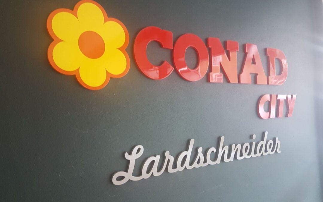 CONAD – Etichette elettroniche